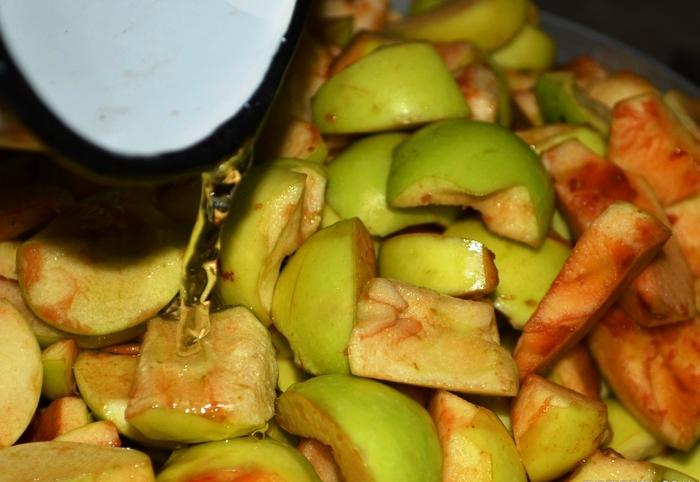 Яблочное пюре - фото шаг 1