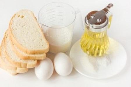 Рецепт Сладкие гренки из батона