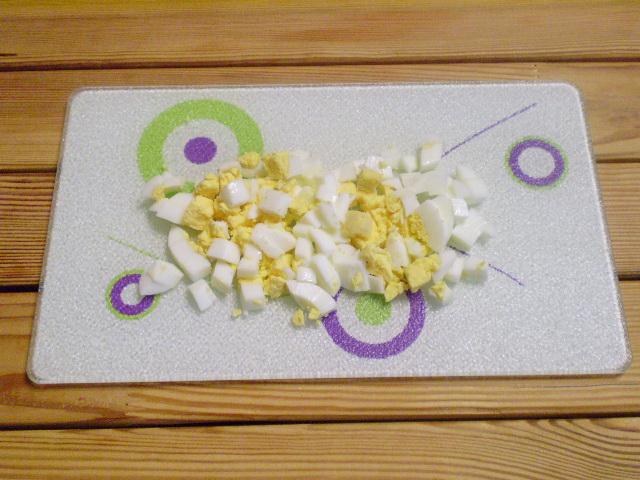 Салат к жареной картошке - фото шаг 2