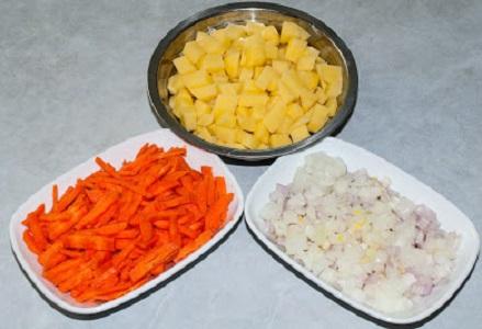 Суп с фасолью и мясом - фото шаг 4