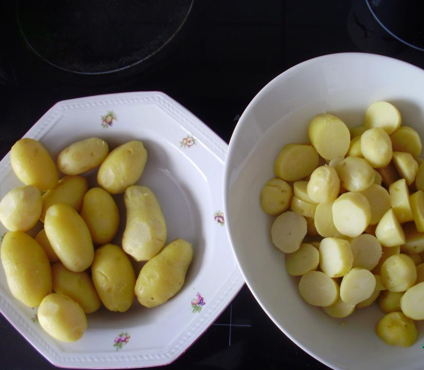 Рецепт Салат к ленивым голубцам