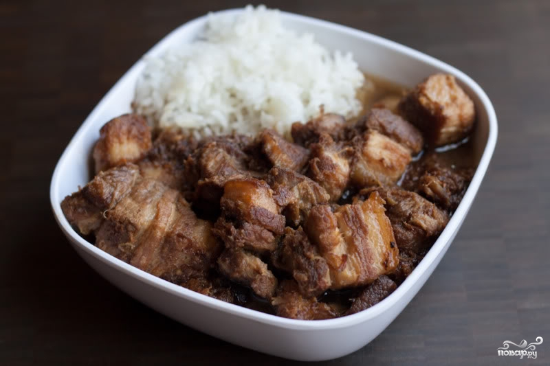 Мясо по-филиппински