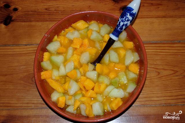 Джем из манго - фото шаг 1
