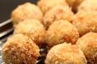 Картофельные крокеты с грибами