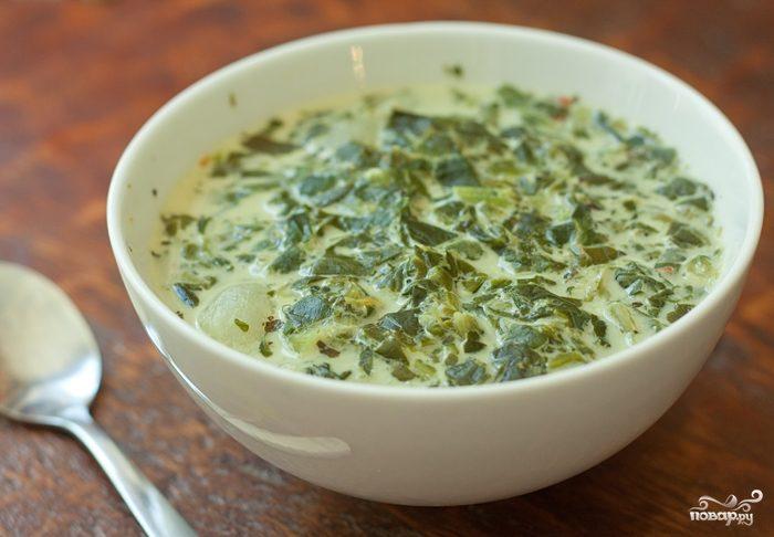 Овощной суп пошаговый рецепт