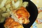 Куриная грудка под шубой в духовке
