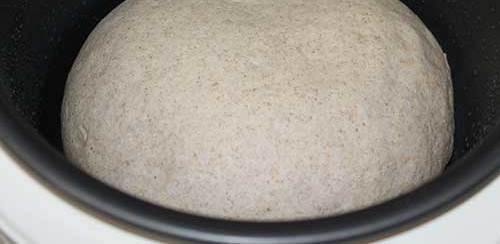 Кукурузный хлеб в мультиварке - фото шаг 4