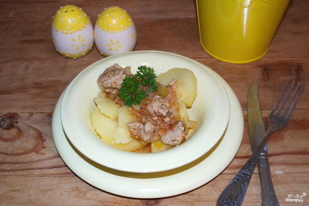 Рецепт супа с сельдереем на курином бульоне