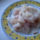 Рецепт Рыба с луком-порей