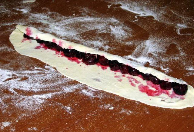 """Торт """"Дрова под снегом"""" - фото шаг 5"""