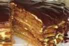 Торт Белочка