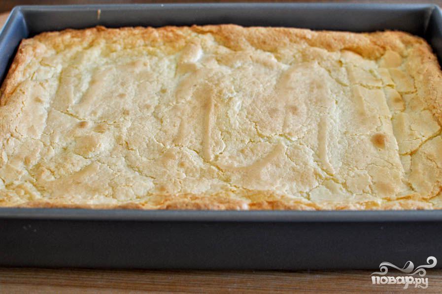 Сливочный пирог - фото шаг 6