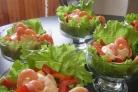 Салат-коктейль с рыбой рецепты