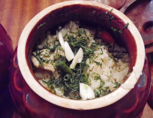 Курица, тушенная с рисом и овощами - фото шаг 4