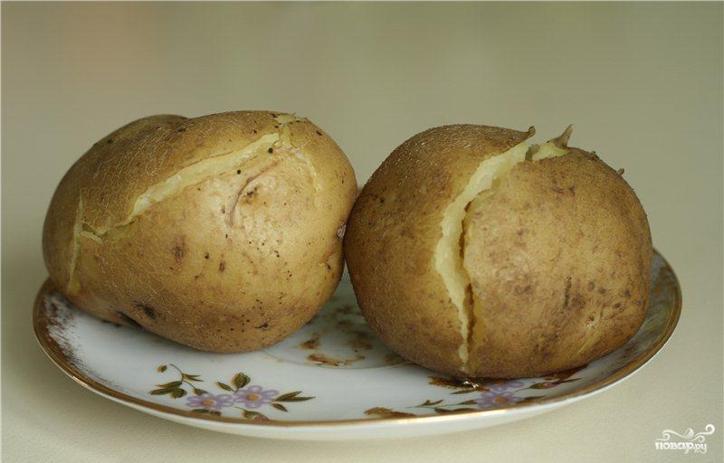 Рецепт Картофель в мундире