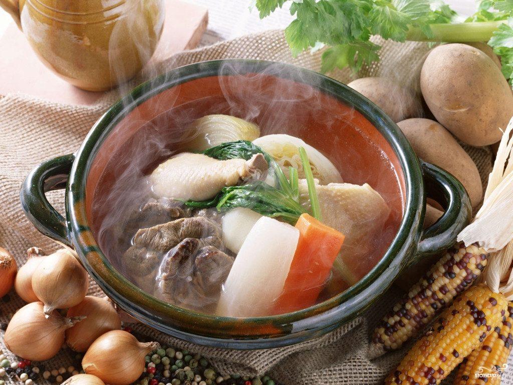 Уха из головы и хвоста | Кулинарные рецепты от «Едим