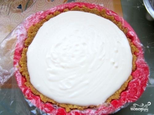 Йогуртовый торт без выпечки - фото шаг 6