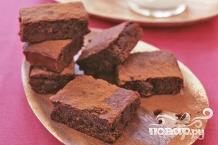 Рецепт Шоколадное печенье с черносливом