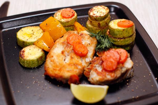 как вкусно приготовить стейк из рыбы пошаговый рецепт