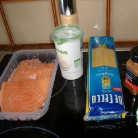 Рецепт Кремовая паста с лососем