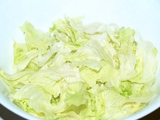 Салат с жареной говядиной - фото шаг 2