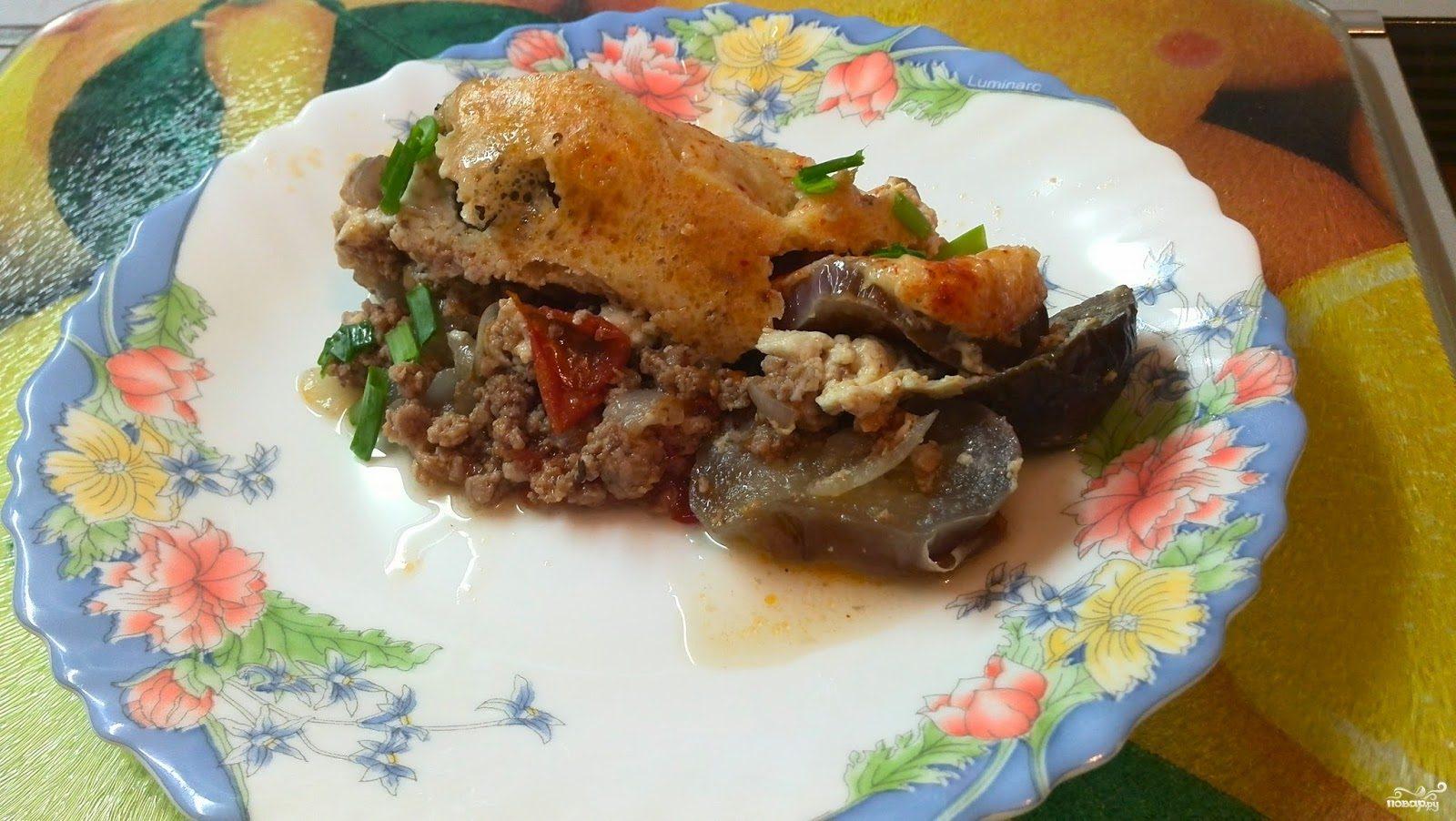 блюда с баклажанами в мультиварке рецепты с фото