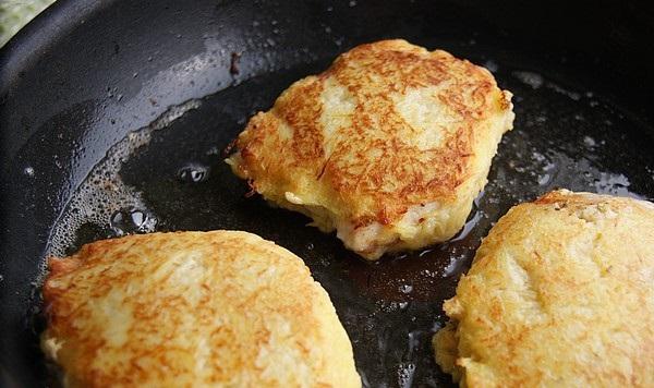 Куриные отбивные в картофельном кляре - фото шаг 10