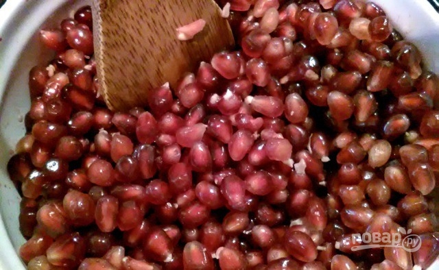 Гранатовый соус Наршараб - фото шаг 1