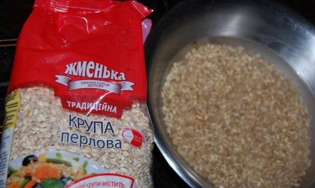 Рецепт Сочиво из перловки