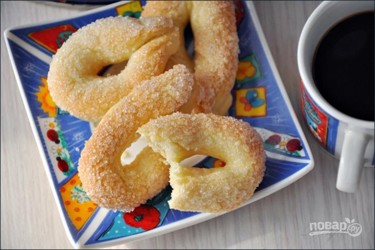 Рецепт булочек сладких быстрого приготовления