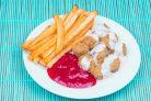 Фрикадельки Икеа с брусничным соусом