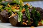 Баклажаны соленые фаршированные овощами