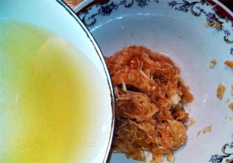 Желе из яблок с желатином - фото шаг 4