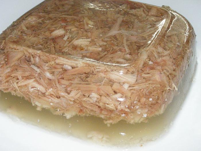 холодец из свинины и курицы рецепт с фото пошагово