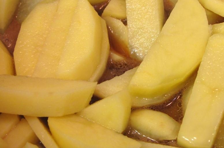 Соус из баранины с картошкой - фото шаг 5