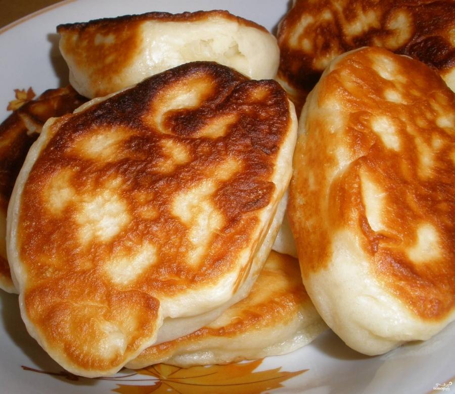Оладьи на дрожжах пышные в духовке рецепт пошагово