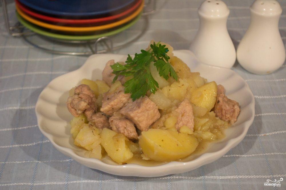Курица в духовке китайский рецепт с фото