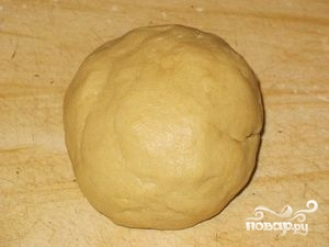 Быстрое тесто для рыбного пирога