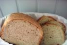 Домашний хлеб на опаре без дрожжей