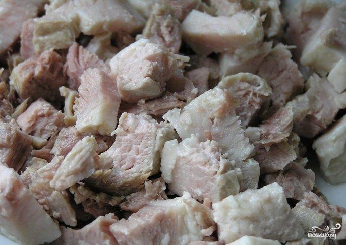 Суп рисовый со свининой - фото шаг 9