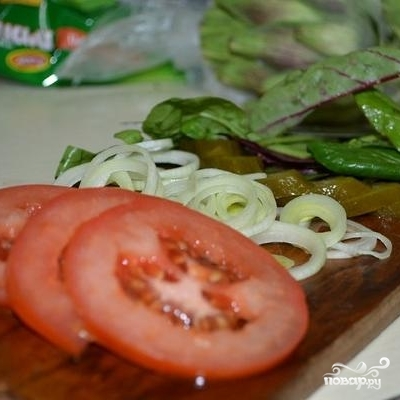 Сэндвич за 10 минут - фото шаг 2