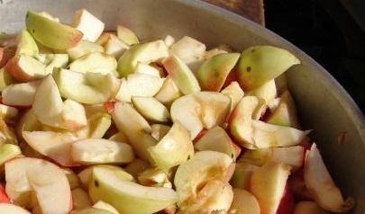 Рецепт Варенье из яблок на зиму