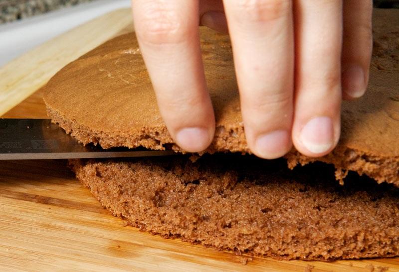 Торт для мужа - фото шаг 15