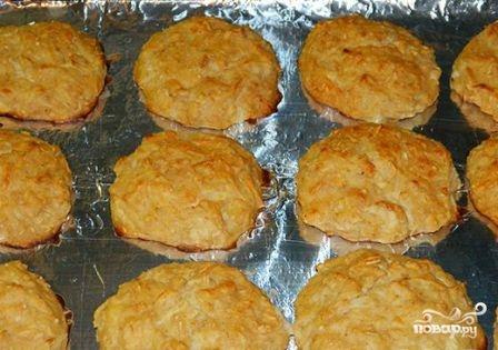 Диетическое творожное печенье - фото шаг 9