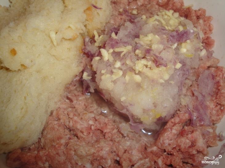 Рецепт Сочные котлеты из свинины