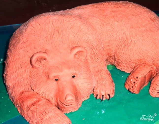 "Торт ""Медведь"""