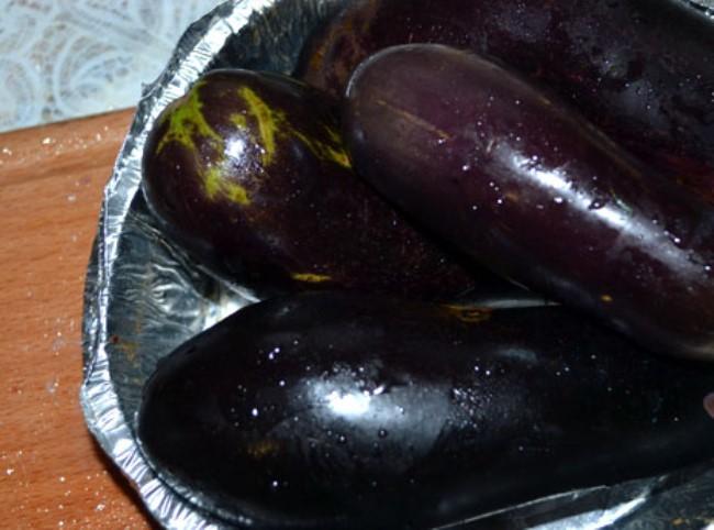 Баранина с баклажанами в духовке   - фото шаг 5