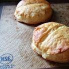 Рецепт Пироги с креветками и колбасой