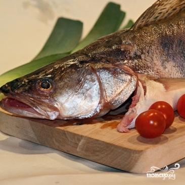 Рецепт Заправочный рыбный суп