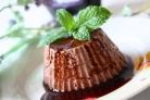 Творожное суфле с какао